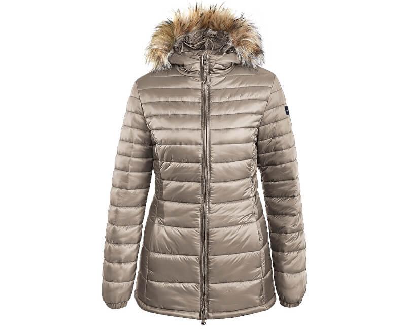 4400f28926 Brekka Női téli kabát Hood nő BRFW2073 365 OAK Ingyenes SZÁLLÍTÁS ...