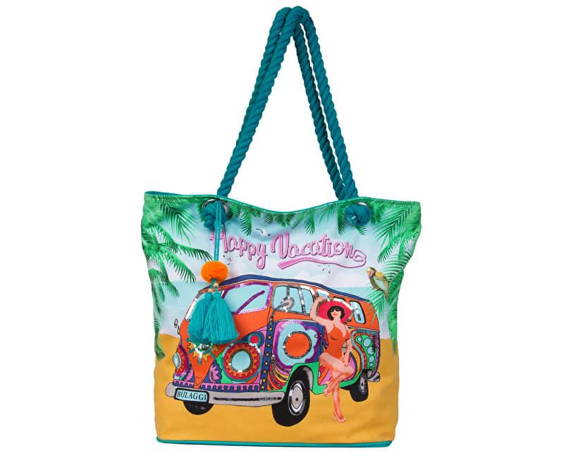 Bulaggi Dámská taška Vivian Shopper 26267 Turquoise