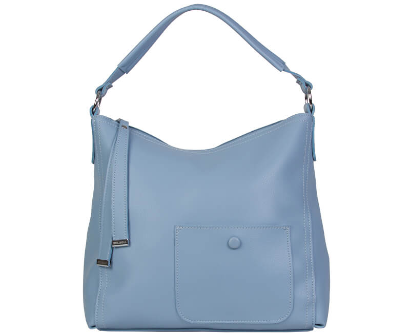 Bulaggi Elegantní kabelka Alexis Hobo 50066 Pastel blue