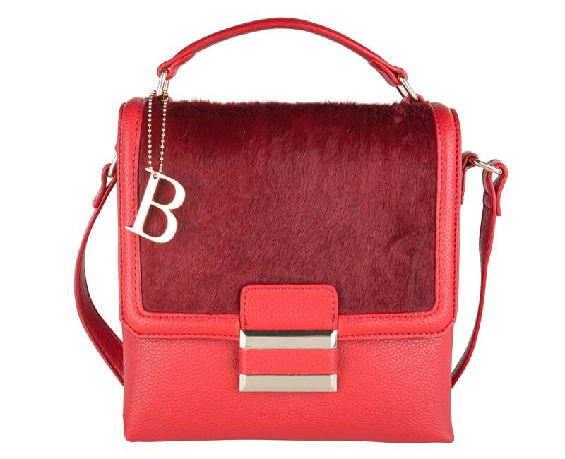 Bulaggi Elegantní kabelka Maderno Crossbody Red 30407-69