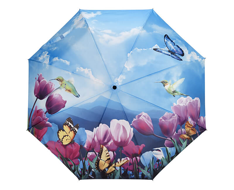Blooming Brollies Flanșele pentru femei Plăcuțe umbrelă complet automate Sonata GFFTS
