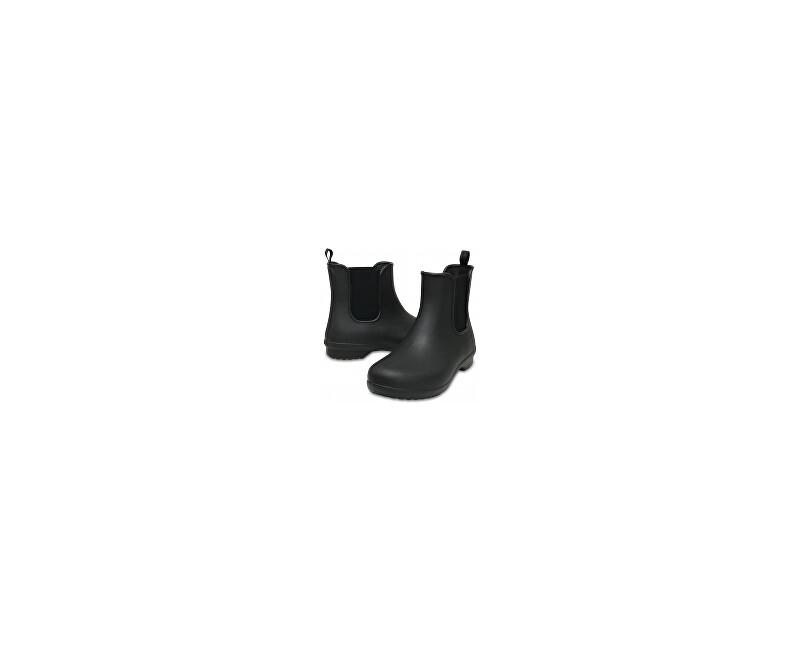 Crocs Dámské holínky Crocs Freesail Chelsea Boot W Black Black 204630-060.  Předchozí  Další   6af66ee5e2