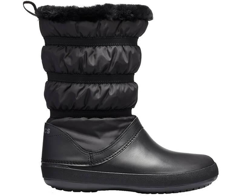 50056d8a2f95 Crocs Dámske snehule Crocband Winter Boot 205314-060 Doprava ZDARMA ...