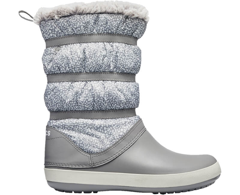 df103c3cd7 Crocs Dámske snehule Crocband Winter Boot 205314-998 ...