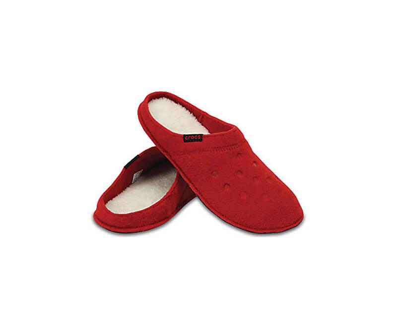 Crocs Pantofle Classic Slipper Pepper/Oatmeal 203600-6MC