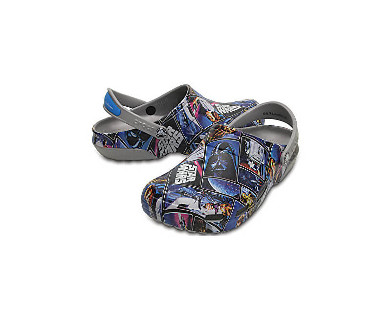 Crocs Pantofle Classic Star Wars Icons Clog Multi 204572-90H