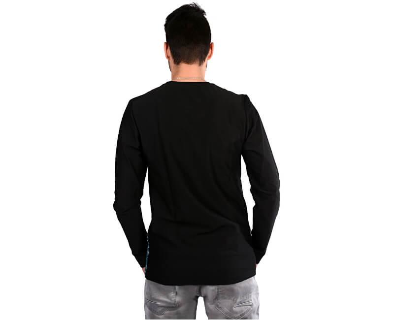 aeae95b0e Cars Jeans Pánske čierne tričko s potlačou Asso Black 4507201 Výpredaj.  Predchádzajúci <Ďalšie >