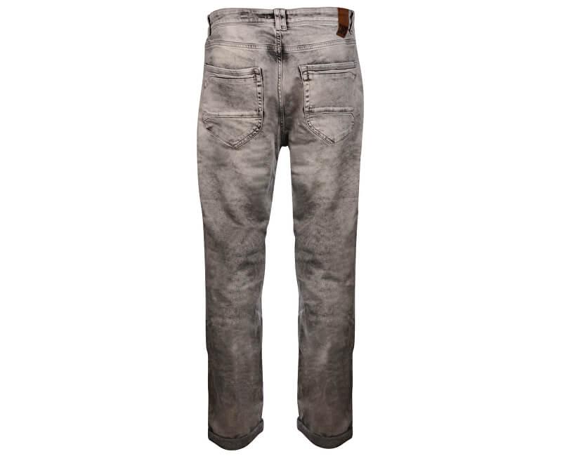 2dbca137d7a Cars Jeans FS PODZIMNÍ TRENDY Pánské šedé kalhoty Blast Greyused 7842813.34