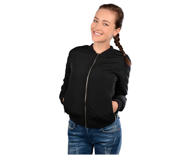 Cars Jeans Geacă femei negru Balia Black 4027301