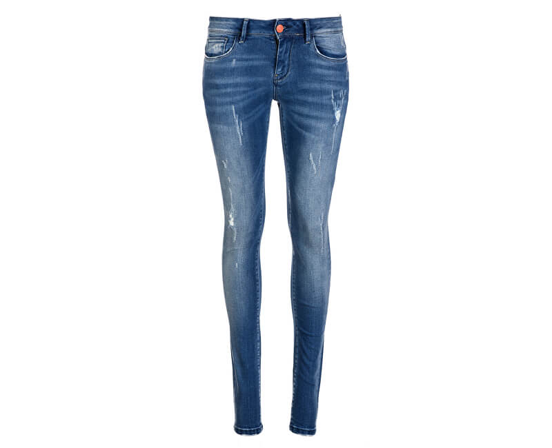 Cars Jeans Pantaloni albaștri pentru femei Juliette STW (Stonewashed) 7901806.33