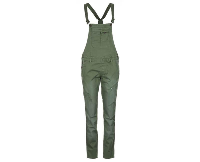 Cars Jeans Salopetă verde pentru femei Dancer Army 4311819