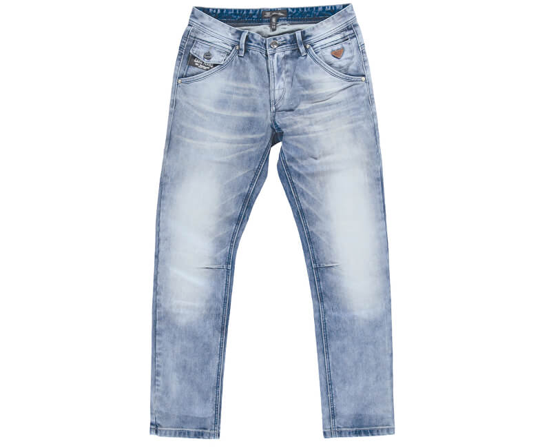 Cars Jeans Pantaloni albaștri pentru bărbați Yareth Blueused 7413805.34