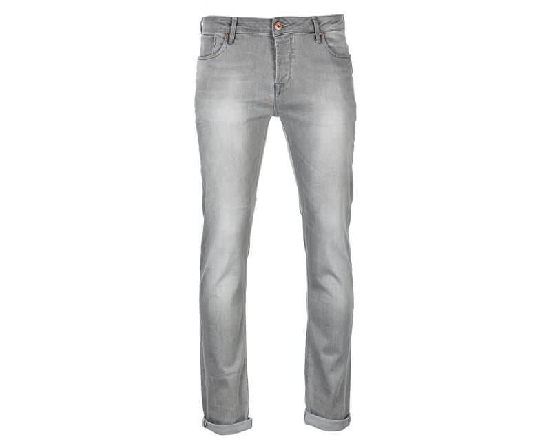 Cars Jeans Pantaloni gri pentru bărbațiBari Greyused 7811813.34