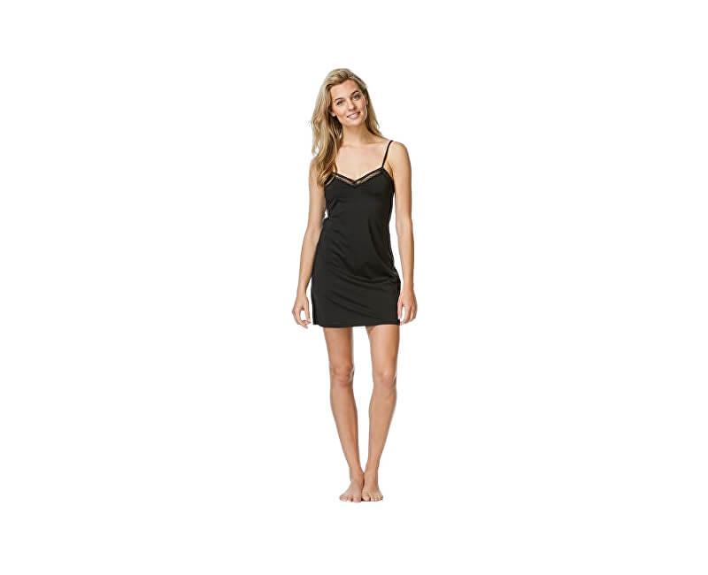 Calvin Klein Furou pentru femei Signature Chemise QS5409E-001 Black
