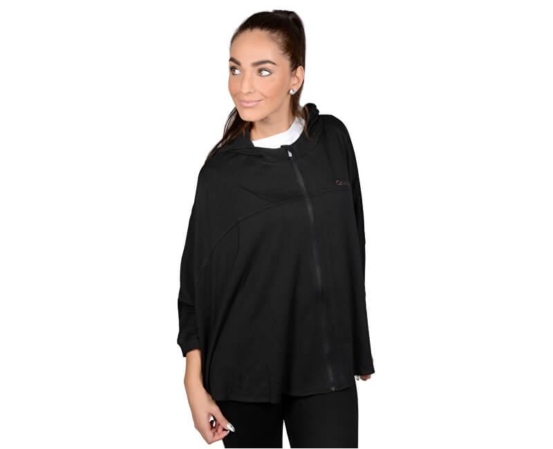 Calvin Klein Dámská mikina Full Zip Hoodie QS5814E-001