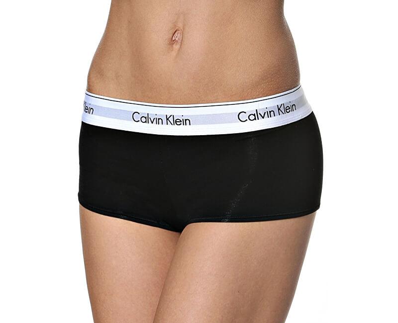 3967bfcfbc Calvin Klein Dámské kalhotky F3788E-001 Black