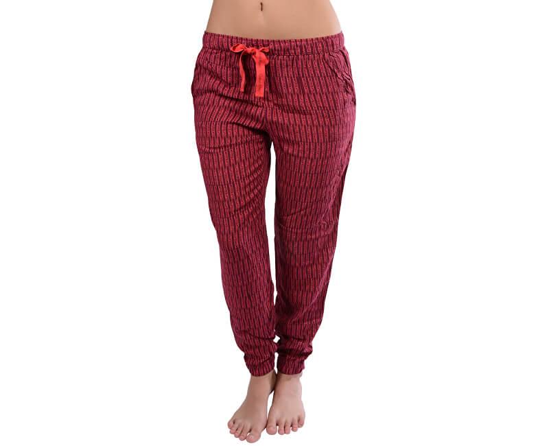 Calvin Klein Dámské kalhoty Bottom Pant Jogger QS5418E-VD8 Vertical ID Logo