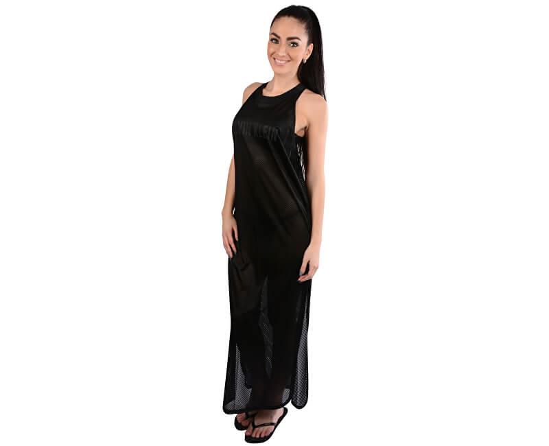 a3522e593e Calvin Klein Dámske šaty Mesh Dress 001 KW0KW00377 Doprava ZDARMA ...