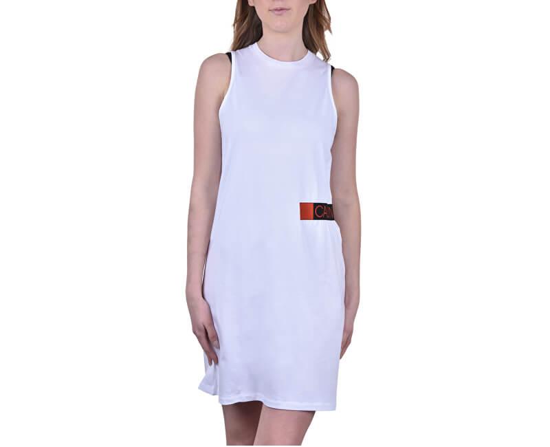 64e57b34cb Calvin Klein Dámske šaty Muscle Tank Dress KW0KW00710-143 PVH White ...