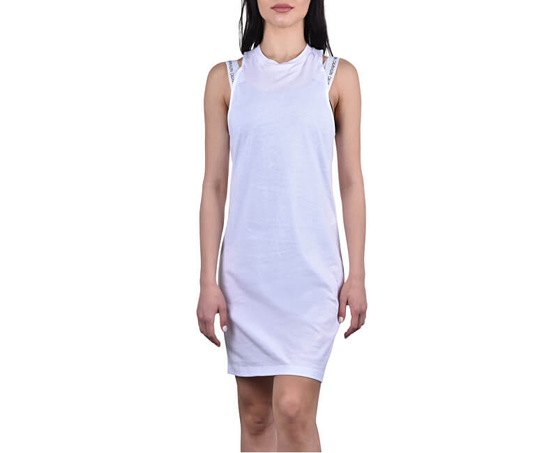 80c35565e Calvin Klein Dámské šaty Tank Dress KW0KW00709-143 PVH White ...