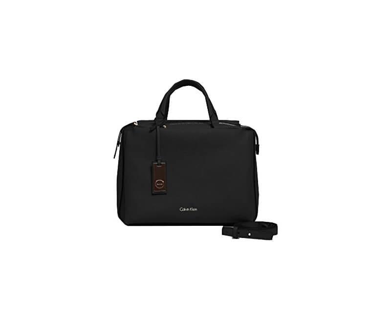 Calvin Klein Geantă elegantă Pebble Duffle Bag Black