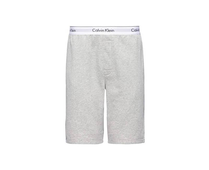 Calvin Klein Pantaloni scurți pentru bărbați Short NM1358E-080 Grey Heather