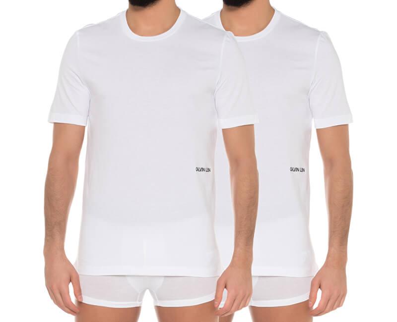 f78ba3aa98 Calvin Klein Sada pánskych tričiek S S Crew Neck 2pc White ...