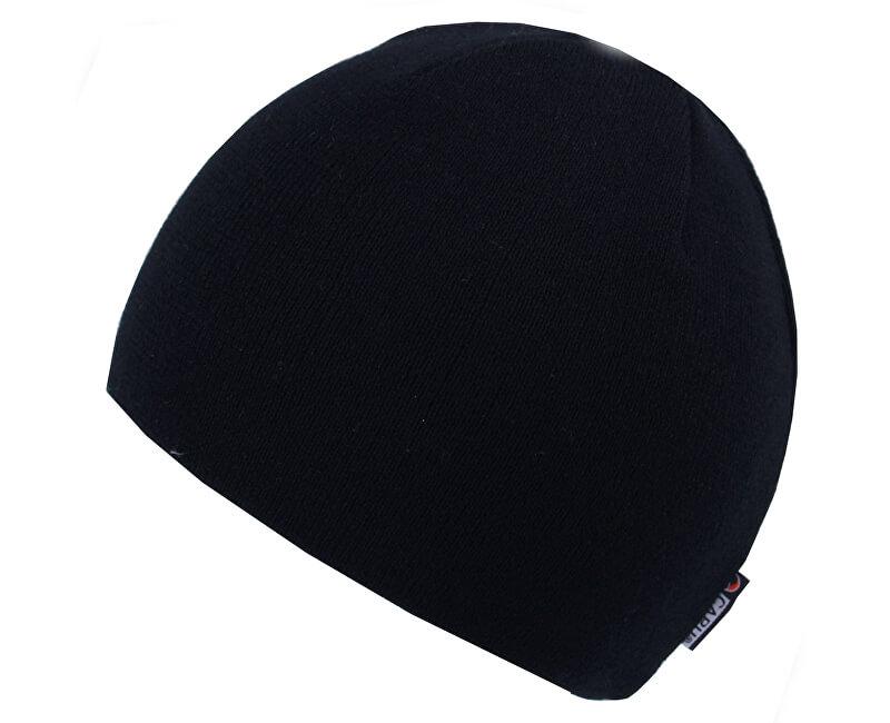 CAPU Zimní čepice 1653-B Black