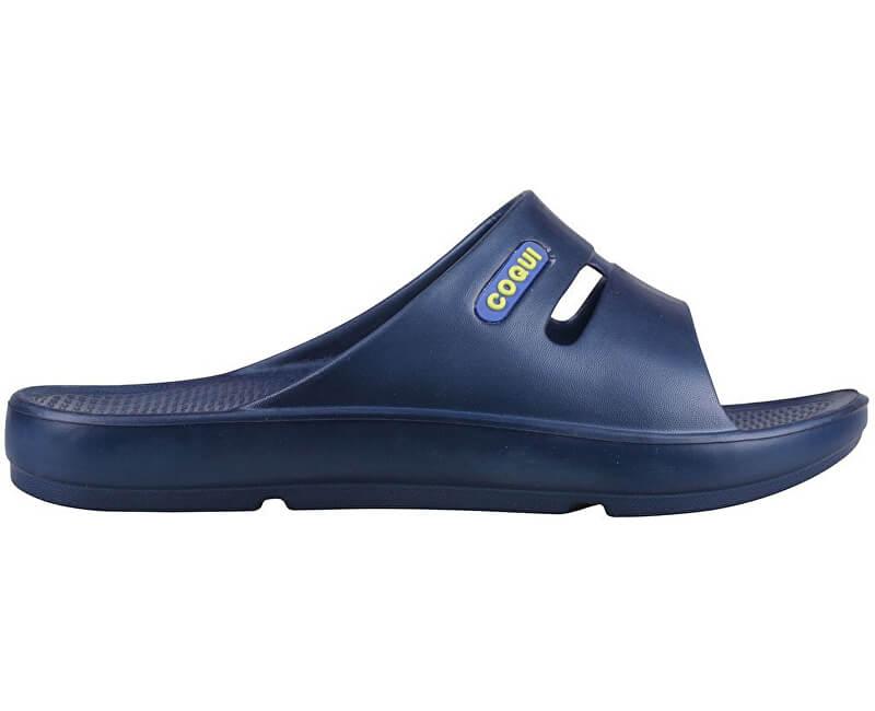 6650fb9662105 Coqui Pánske papuče Nico 8941 Navy 101632   Vivantis.sk