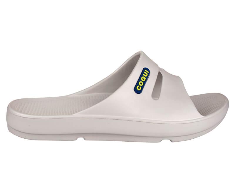 Coqui Pánské pantofle Nico 8941 Stone 101633