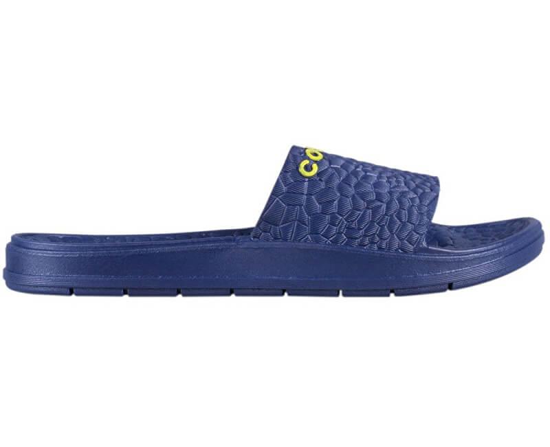 Coqui Pánské pantofle Rune Navy 5071-100-2100