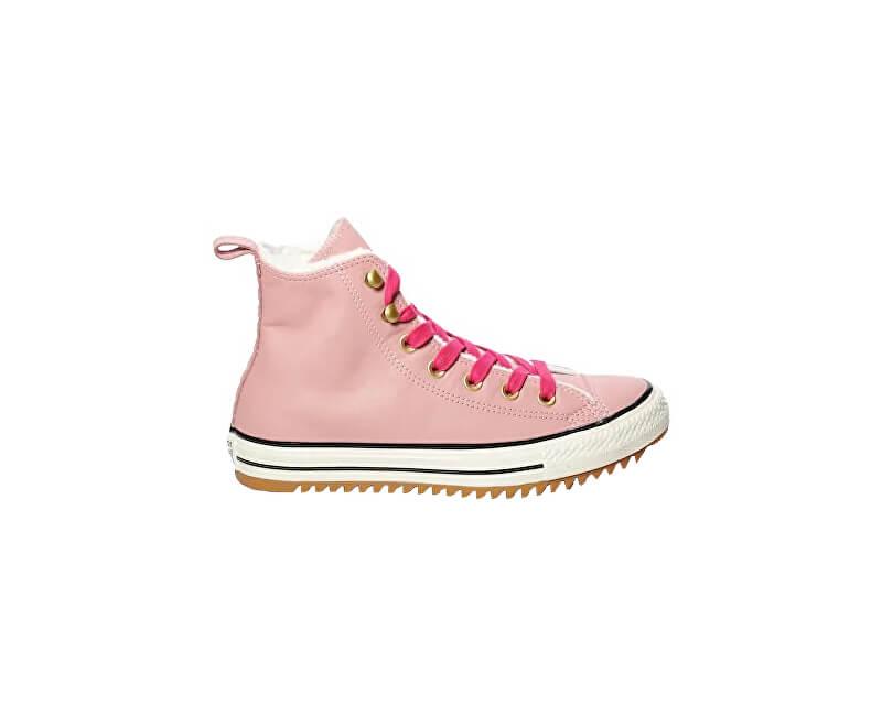 26d8730d89a Converse Dámské kotníkové tenisky Chuck Taylor All Star Hiker Boot Rust  Pink Pink Pop ...