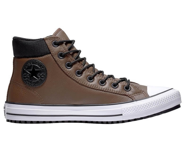 Converse Chuck Taylor All Star Boot PC Choco late   Black   White ... 9b8781aba4