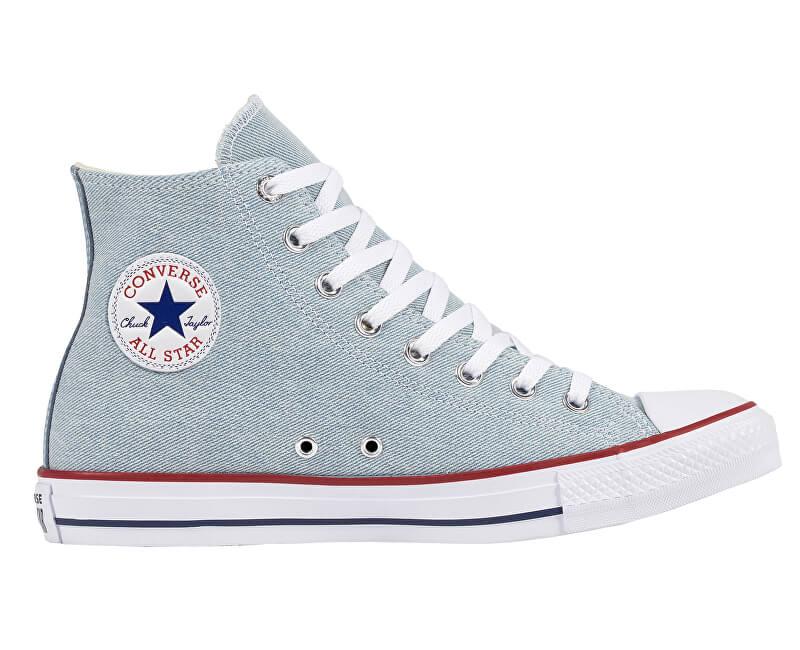 89b5319052 Converse Pánske členkové tenisky Chuck Taylor All Star Light  Blue White Brown ...