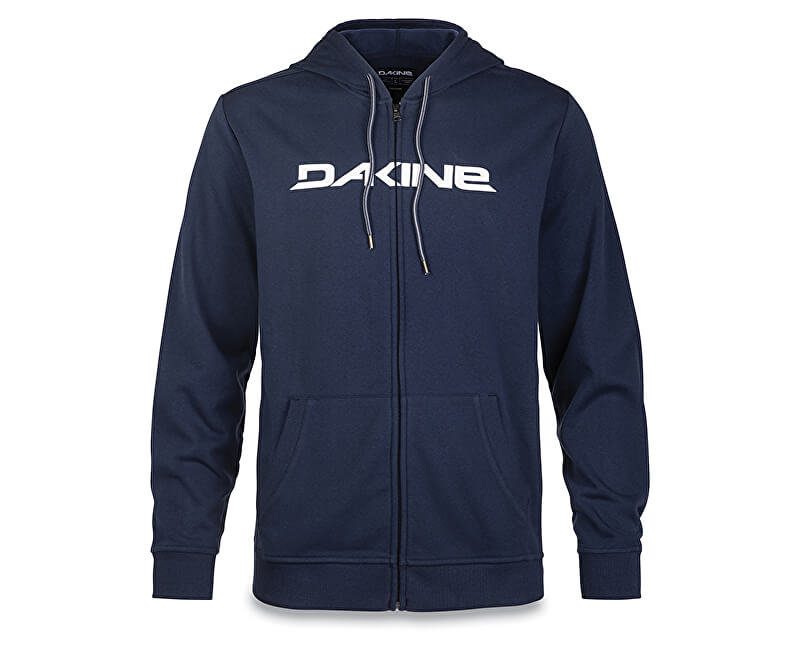 Dakine Pánská mikina Rail Hooded Fleece Midnight/White 10000886-W18