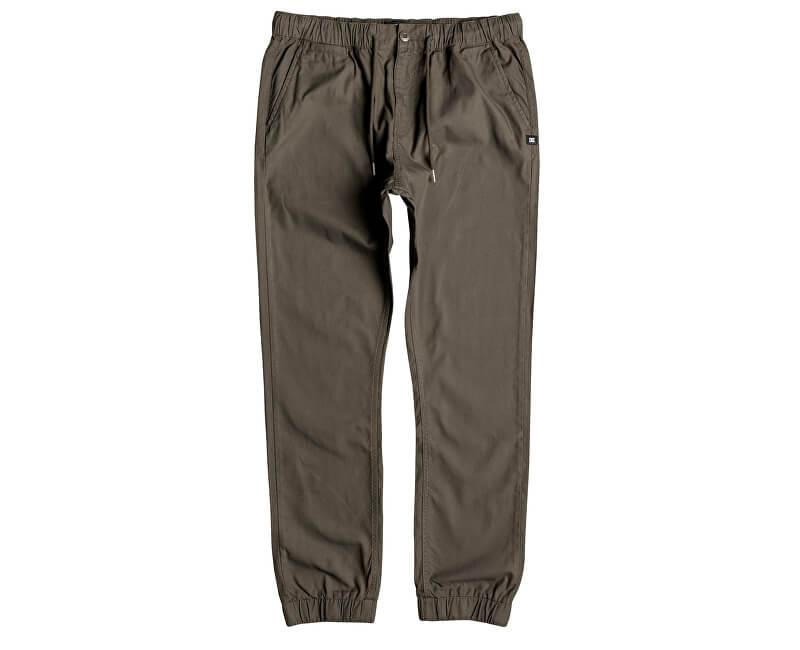 DC Pantaloni Greystoke Taupe EDYNP03083-TMS0