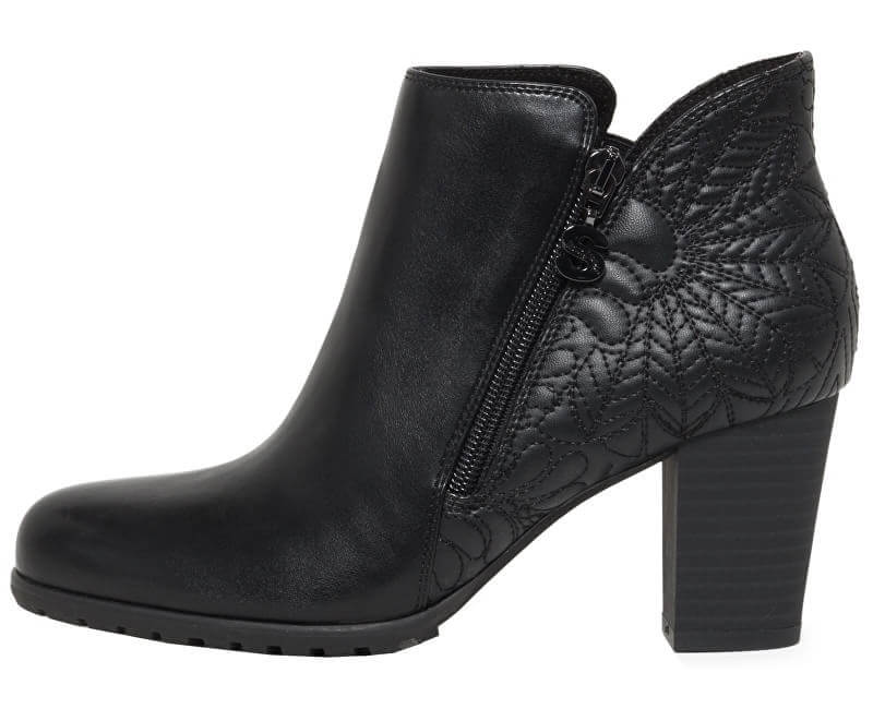 Desigual Dámské kotníkové boty Shoes Frida Lottie Negro 18WSAP03 2000