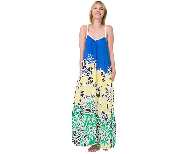 2e3bb691dc9b Desigual Dámské plavkové šaty Top Kaos 74M2WF9 5020 Výprodej