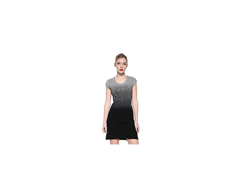 Desigual Dámské šaty Vest Heather 17WWVF22 2000