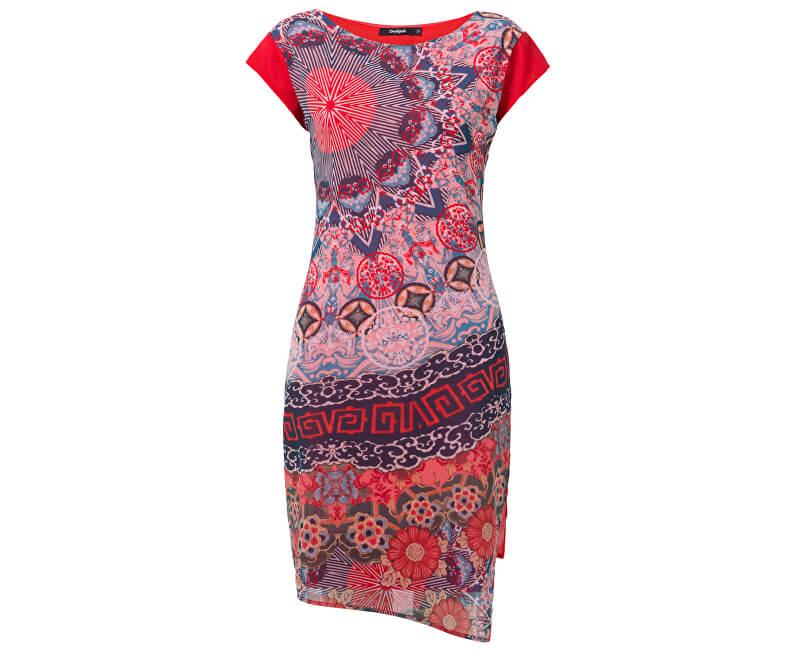 b8f7e02817 Desigual Női ruha Vest Japan Rojo Roja 19SWVWBU 3061 | Vivantis.hu ...
