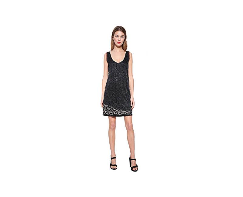 Desigual Dámské šaty Vest Peti 17WWVK97 2000