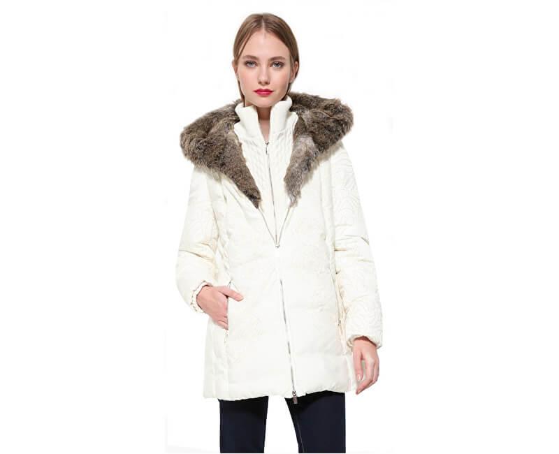 Desigual Dámský kabát Abrig Maca 17WWEW25 1001