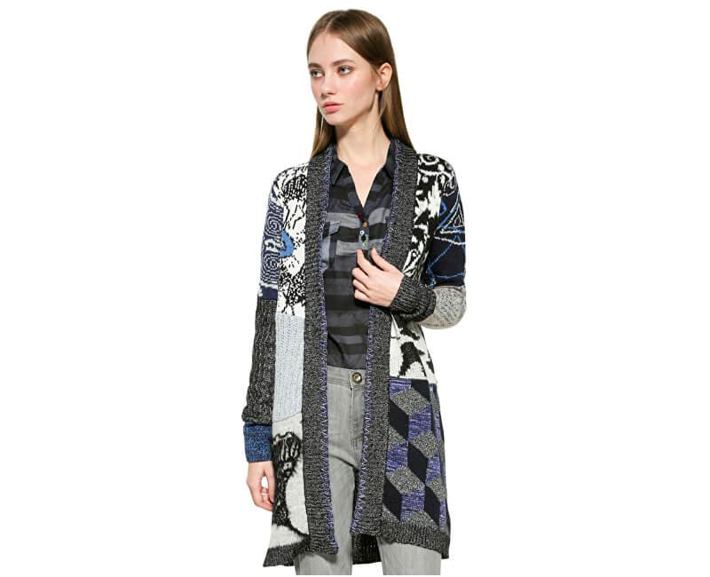 Desigual Doamnelor pulover JERS Alexandra 17WWJF92 5001