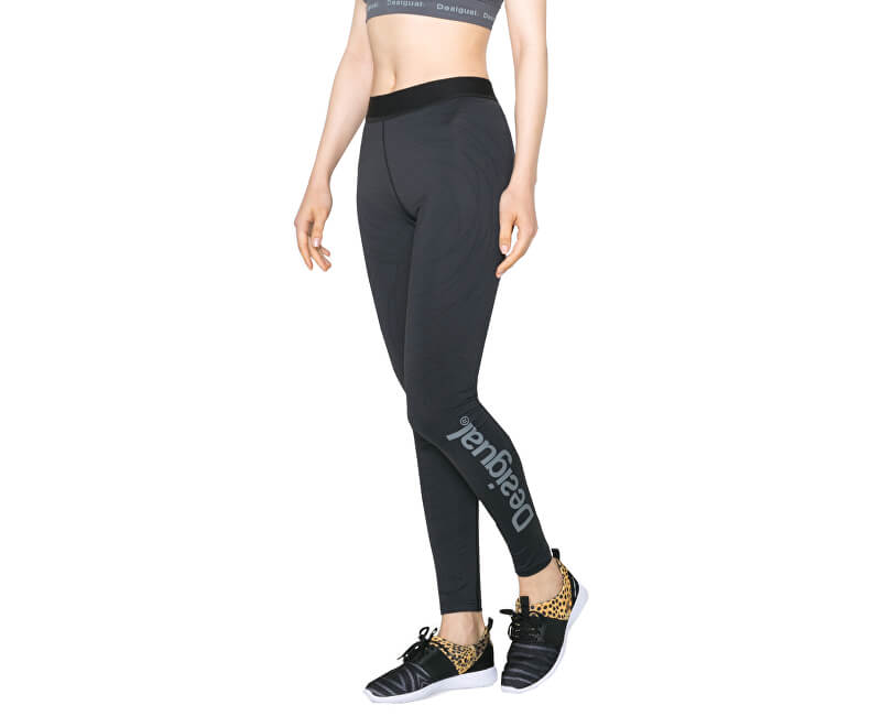 Desigual Colanți sport femei Legging A Long Tight 2 71K2SA8 2000