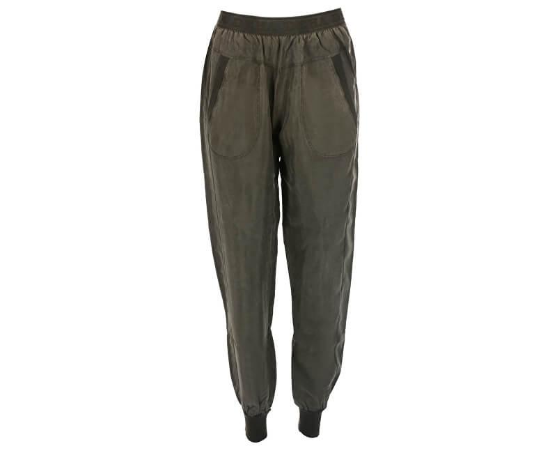Deha Dámské kalhoty Jogger Pants B84255 Dark Olive