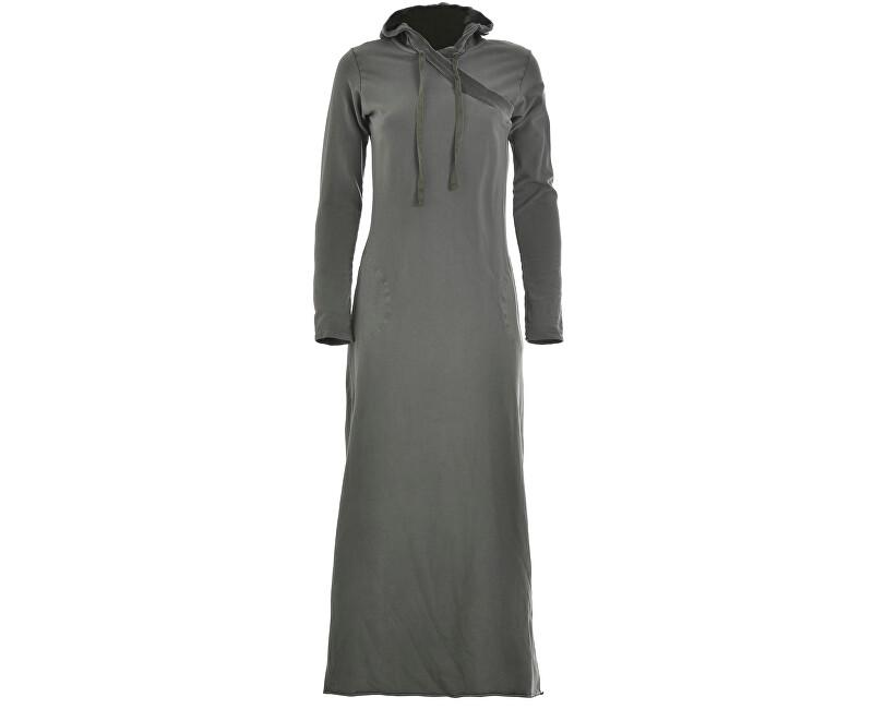 479896b7e0c3 Deha Dámske šaty Long Dress B64258 Military Green Doprava ZDARMA ...