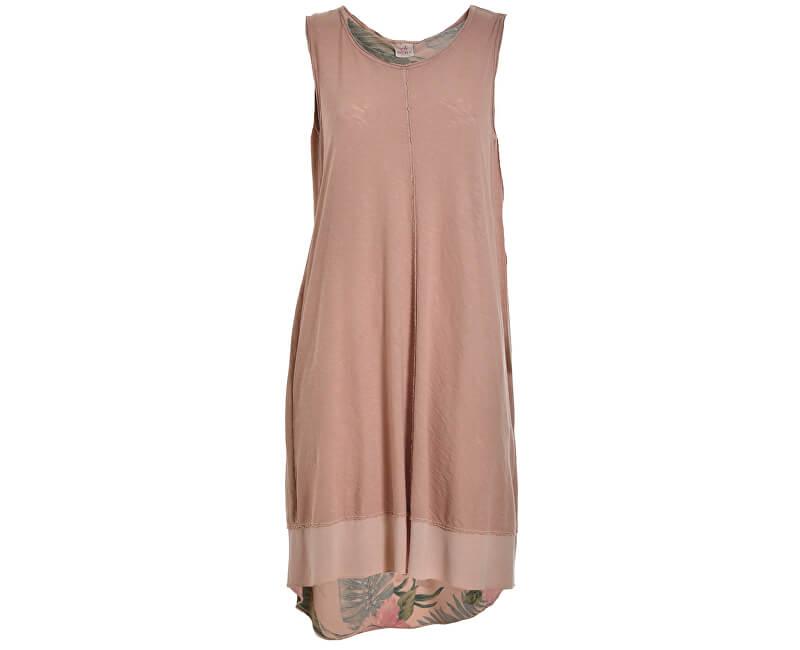 185c72a183a2 Deha Dámske šaty Tee Dress B74232 Macaroon Doprava ZDARMA ...