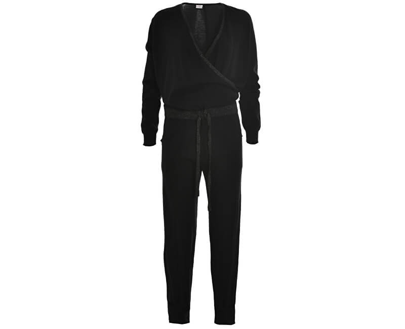 Deha Dámský overal Knitted Overall D63211 Black