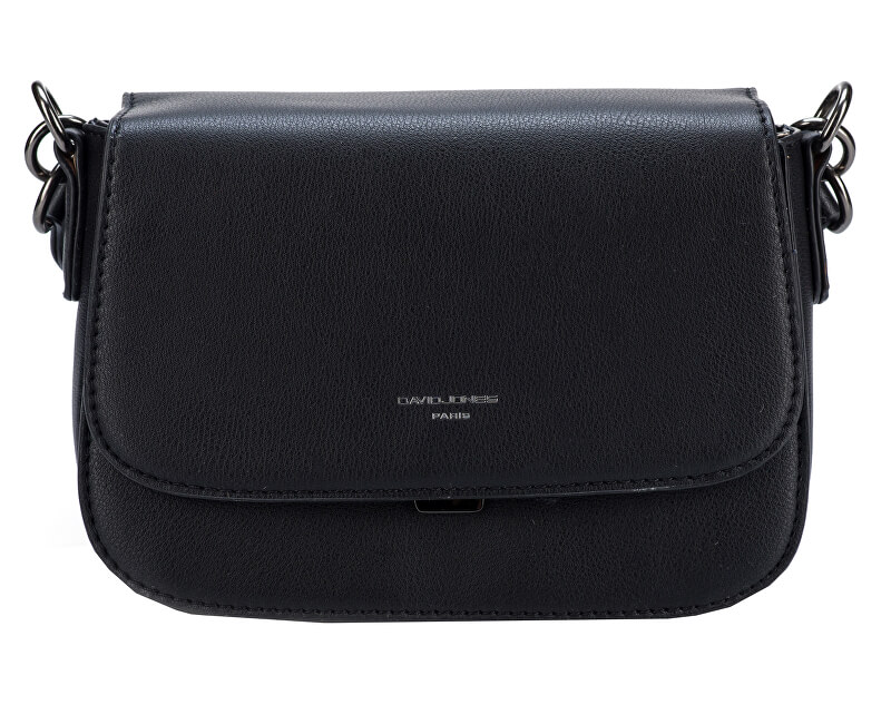 a2c8ce183b David Jones Dámska crossbody kabelka Black CM3981 ...