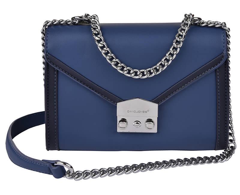 David Jones Dámská crossbody kabelka Blue 5947-1